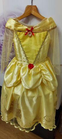 Карнавальный костюм Бэлль принцессы Дисней