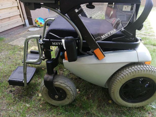 Wózek inwalidzki elektryczny Meyer stan bardzo dobry