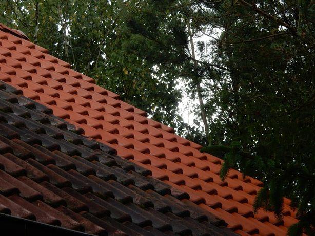 Czyszczenie, mycie, malowanie dachu, dachów, kostki brukowej,