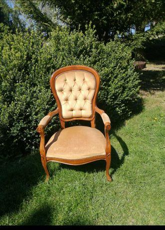 Stary fotel, polecam