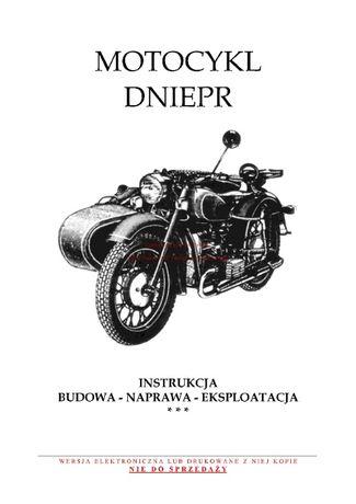 Instrukcja obsługi motocykla DNIEPR