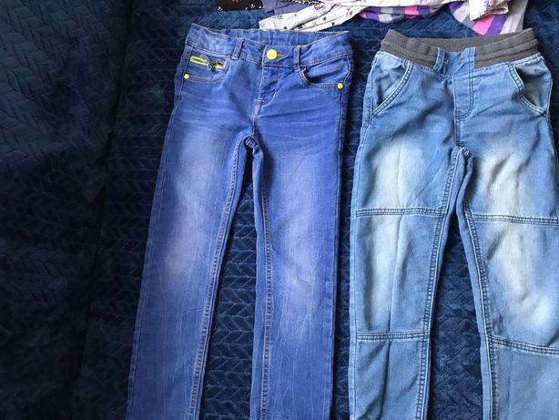 Spodnie chlopiece