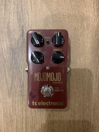 Overdrive TC Electronic Mojo Mojo distortion (fender, marshall