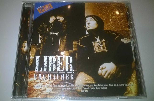 LIBER .Pierwsze wydanie cd .Hip Hop.