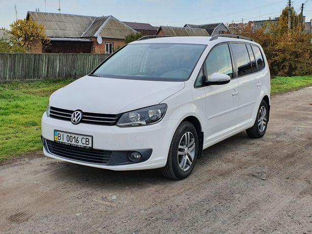 Volkswagen Touran 1.4 Comfort 7 мест Автомат