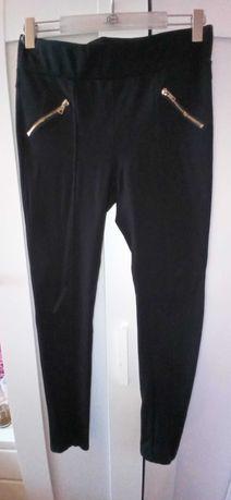 Leginsy spodnie czarne NEW YORKER jak nowe L