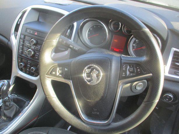 Opel Astra IV J kierownica skóra sterowanie idealna