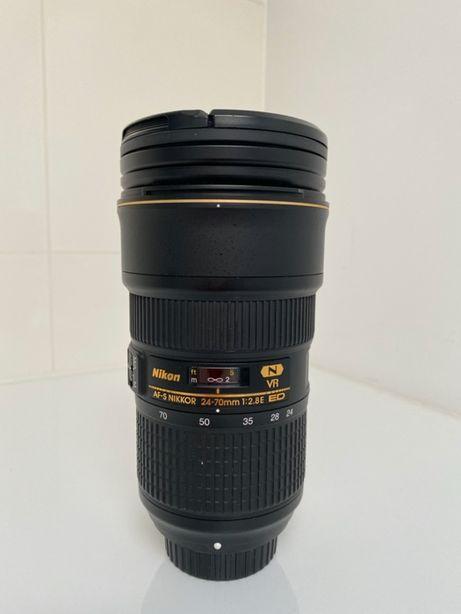 Nikkor AF-S 24-70mm f/2,8E ED VR