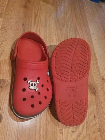 Crocsy rozmiar J3