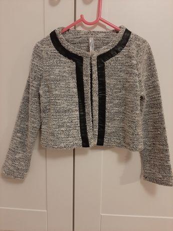 Żakiet widziano sweter Coccodrillo 122