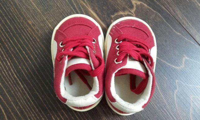 Buty chłopięce sportowe rozm.18
