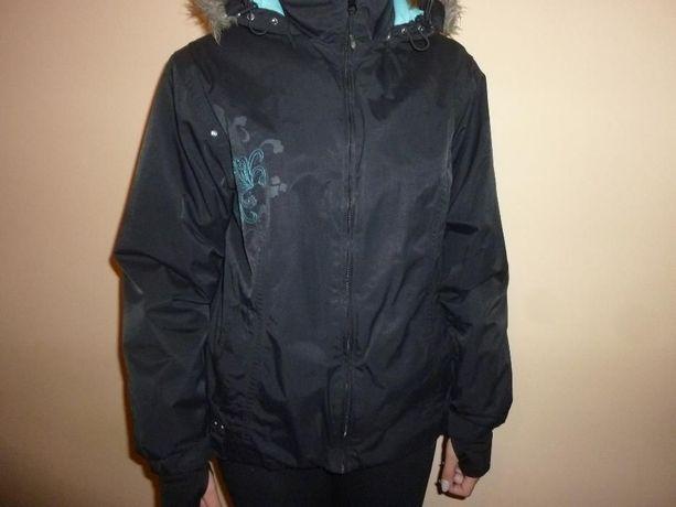 kurtka zimowa narciarska 40 42 sportowa damska dziewczęca 164 44