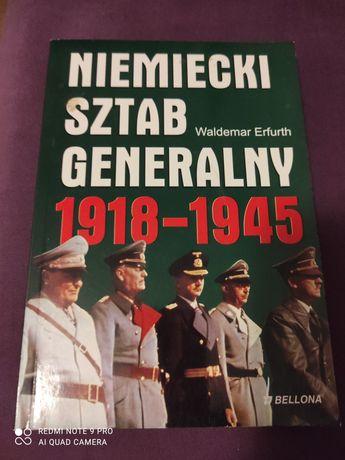 Niemiecki Sztab Generalny 1918 - 1945, W. Erfurth