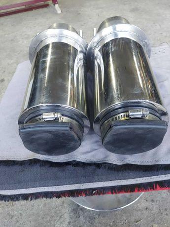 mercruiser motorówka części  tłumiki wolnego wydechu