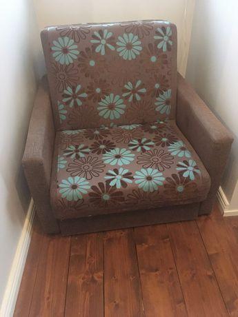 Fotel typu amerykanka