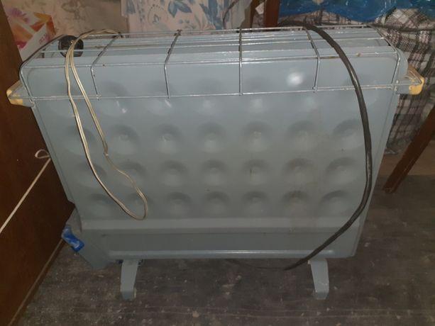 Радиатор масляный электрический 2-пластинный