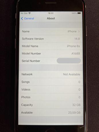 Apple iPhone 6s - 32GB - Space Gray - Desbloqueado