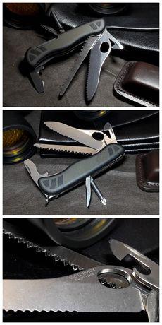 НОВЫЙ Нож Victorinox Military Swiss Soldiers Knife, GAK, Нож Спасателя