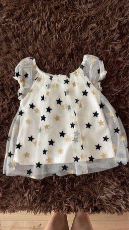 Детская нарядная кофта маечка дитяча кофта блузка
