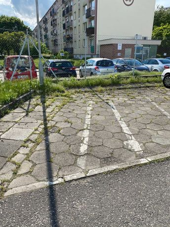 Kaczynskiego Parking na wynajem
