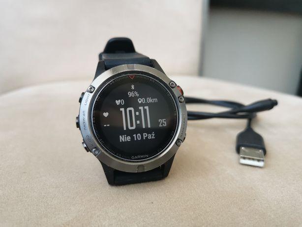 Garmin Fenix 5 zegarek