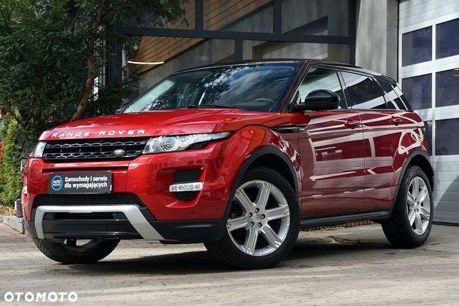 Land Rover Range Rover Evoque 2,0 Si4 240km Dynamic Fv23%,