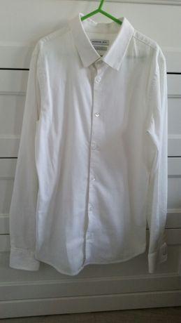 Biała koszula chłopięca RESERVED 152cm