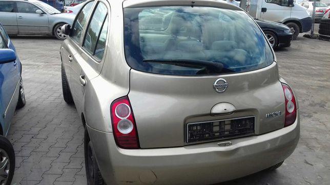 Nissan Micra K12 na części