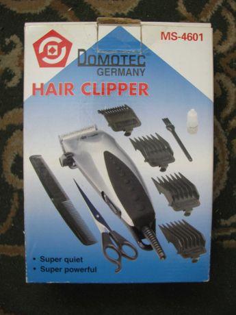 Германия машинка для стрижки волос Domotec MS 4601