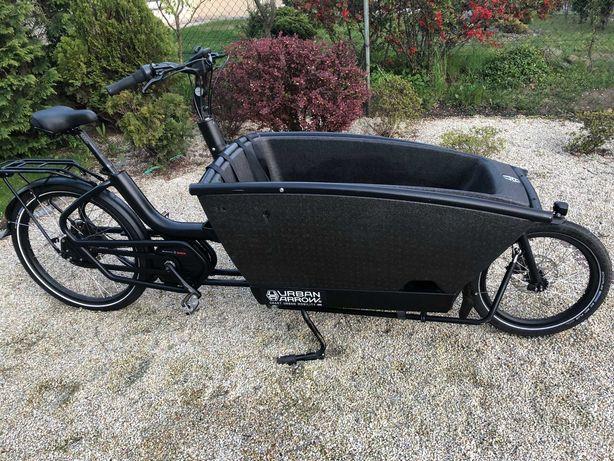 Rower Elektryczny Cargo Family ,Bosch CX ,Model 2019/20 Super Okazja