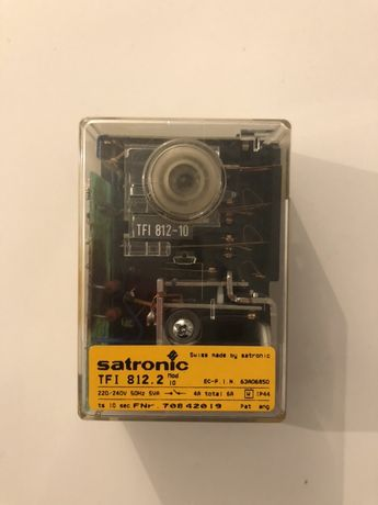 Automat sterujący satronic TFI 812-10 do pieca