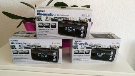 Nowe Radio z Usb Radio budzik Duży Wyświetlacz Cyfrowe Radio