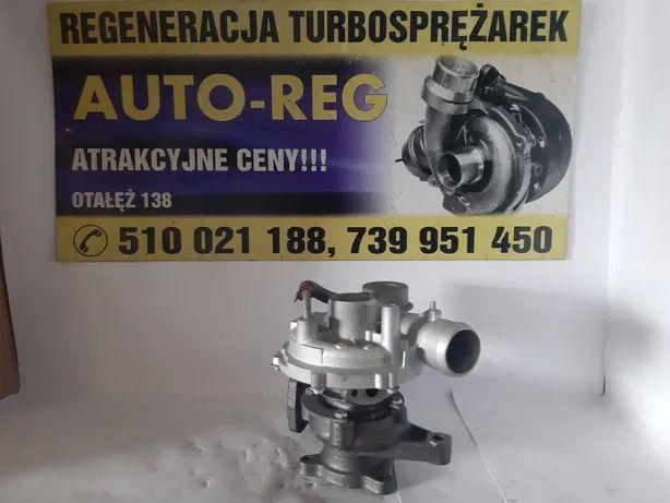 Turbina TurboSprężarka Berlingo C5 Picasso Xsara Peugeot 206 2.0 HDI