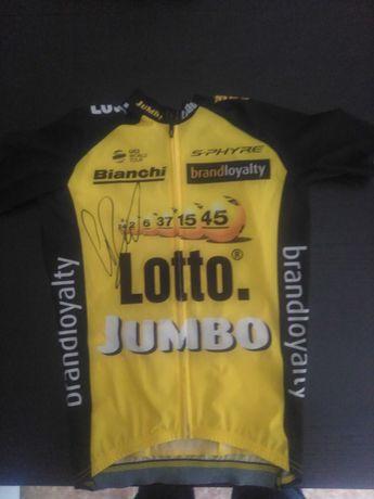 Jersey Lotto Jumbo nova original