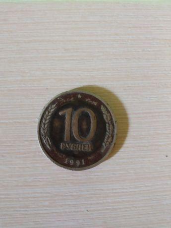Продам старинную монету советского государства