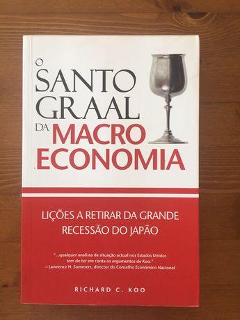 O santo graal da macro economia Richard koo