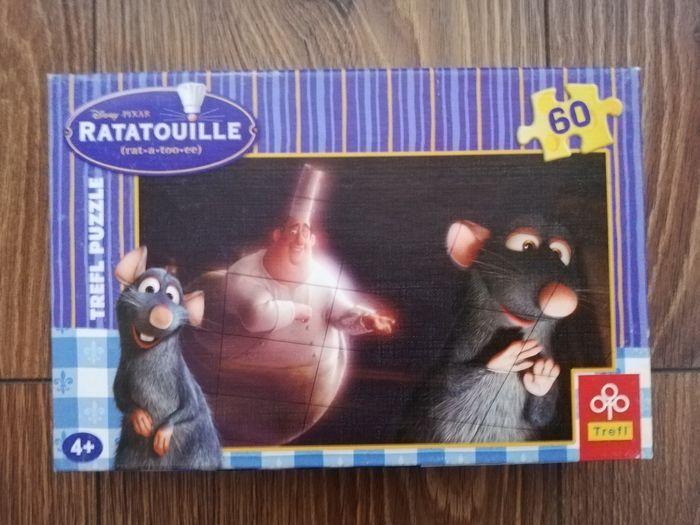 Sprzedam puzzle dla dzieci Zawadzkie - image 1