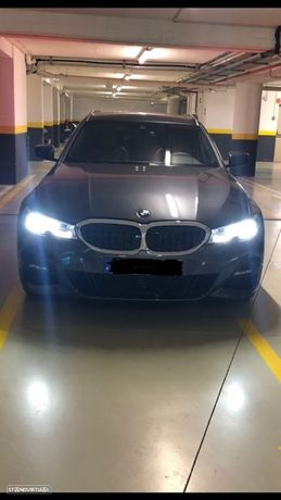 BMW 330 e Touring Pack M Auto