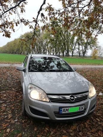 Opel astra H 1.6 газ/бензин