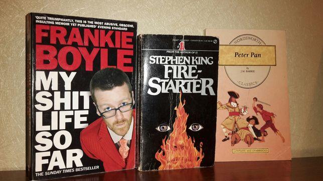 Продам книги на английском языке