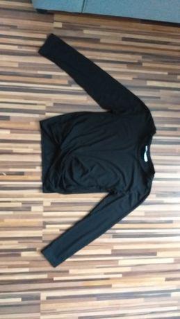 H&M bluzka z długim rękawem 146/152