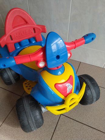 Mota elétrica para criança
