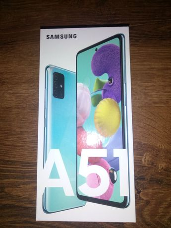 Samsung A51 nowy + duzo gratisow
