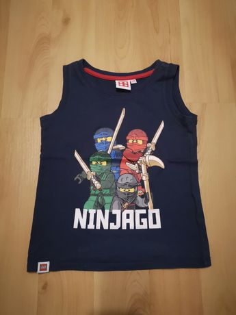 Koszulka LEGO NINJAGO dla chłopca rozm. 104