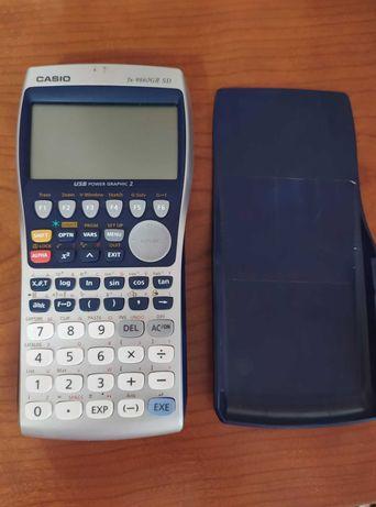 Calculadora Gráfica CASIO FX-9860GII SD
