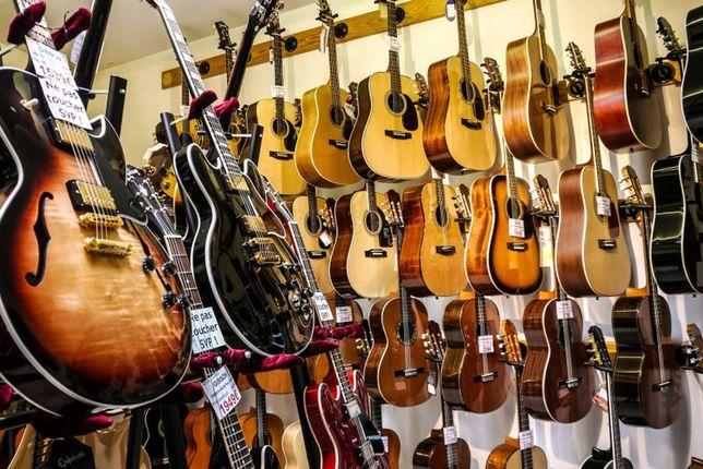 Aulas de guitarra eléctrica, guitarra clássica e baixo eléctrico