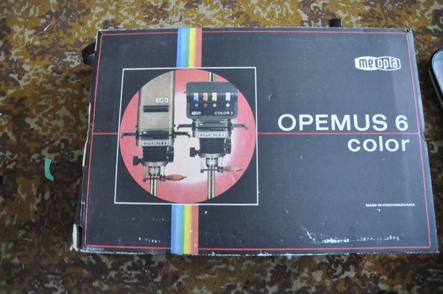 Powiększalnik OPEMUS 6, REVUE, Libella, ciemnia fotograficzna
