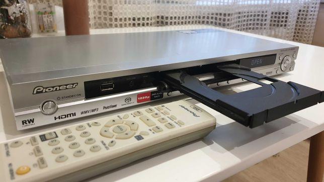 CD проигрыватель Pioneer DV-600AV + USB + оптический цифровой выход