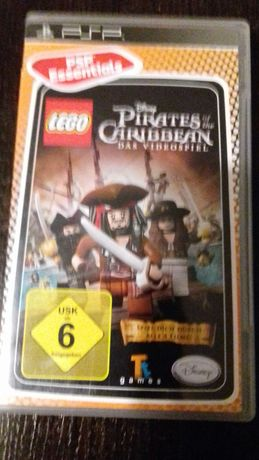 Pirates of the caribbean LEGO PSP