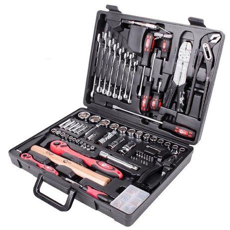 Профессиональный набор инструментов 99 ед. INTERTOOL ET-6099